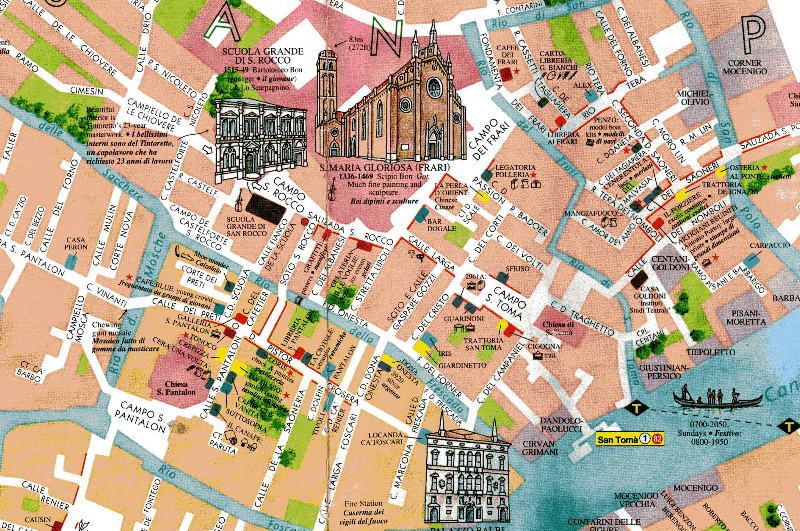 Venice Maps - Venice map image